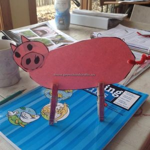 pig craft ideas for preschool