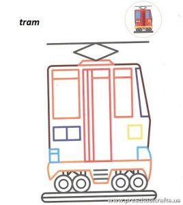 printable-tram-coloring-pages-for-kindergarten