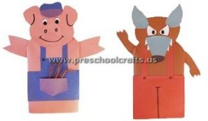 pig craft ideas for first grade