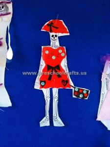 skeleton-crafts-idea-for-kids