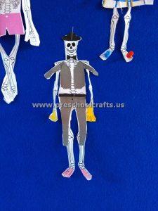 skeleton-crafts-ideas-for-preschool