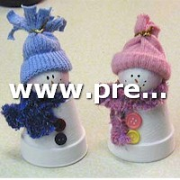 snowmen-craft-from-paper-cup