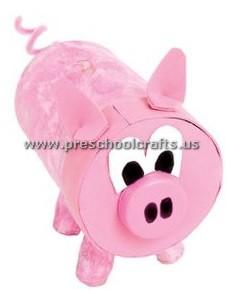 preschool pig crafts ideas
