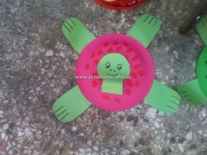 turtle-craft-from-paper-plate-for-kids