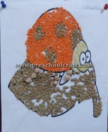using-beans-crafts-for-preschool