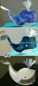 whale-craft-from-paper-plate