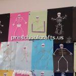 skeleton-bulletin-board-for-primary-school