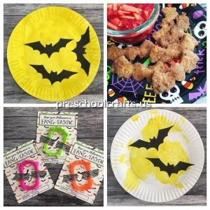 bat-crafts-ideas-for-preschool-with-paper-plate