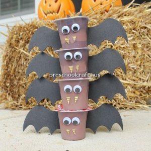 bat-crafts-paper-cup