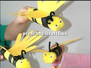 bee-crafts-preschool