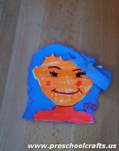 hair-craft-ideas-for-kindergarten