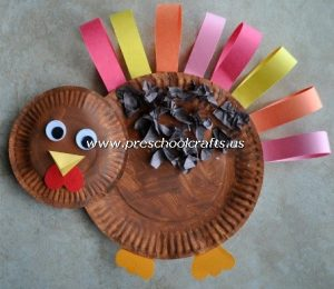 paper-plate-crafts-related-to-turkey