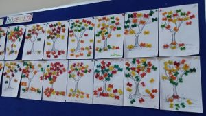 preschool-autumn-theme-bulletin-board