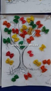 preschool-autumn-theme-craft-idea
