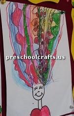 preschool-hair-crafts-activities-ideas