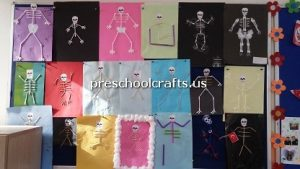 preschool-skeleton-bulletin-board