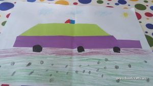ambulance craft ideas for preschool vehicles crafts