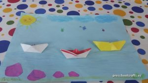 boat craft ideas for preschool vehicles crafts