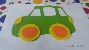 car craft for preschool