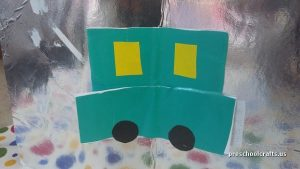 car craft ideas for preschool vehicle