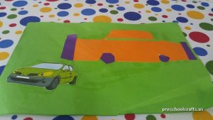 cars craft ideas for preschool vehicles crafts