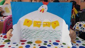 chicken craft idea