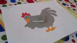 chicken craft ideas