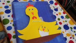chicken craft ideas for kids