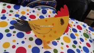 chicken craft ideas for preschool