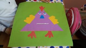 chicken craft ideas for preschooler