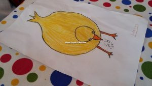 chicken crafts for toddler