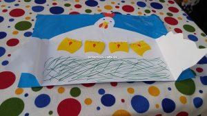 chicken crafts ideas for kindergarten and preschool