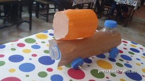 concrete mixer craft ideas for preschool vehicle