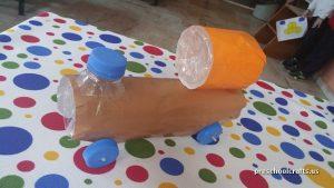 concrete mixer craft ideas for preschool vehicles crafts