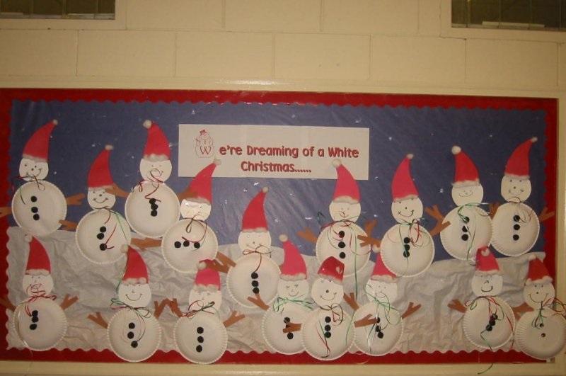 happy-new-year-bulletin-board-ideas - Preschool Crafts