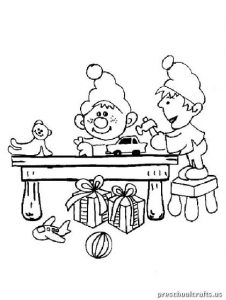 preschool-christmas-colouring-pages