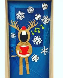 preschool-christmas-door-decoration