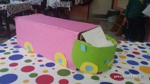 preschool truck craft ideas