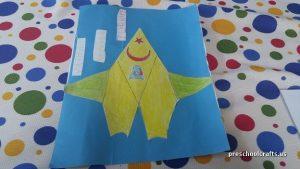 rocket craft ideas for preschool vehicles crafts