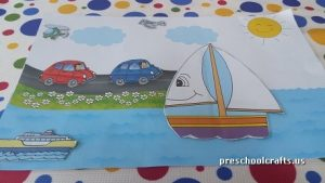 sailbot craft ideas for preschool