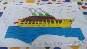 ship craft ideas for preschool