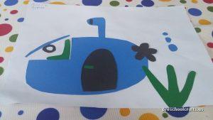 submarine craft ideas for preschool vehicles crafts