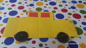 taxi craft ideas for preschool vehicles crafts