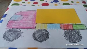 truck craft ideas for kids