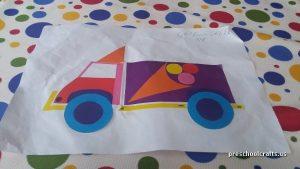 truck craft ideas for preschool vehicles