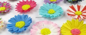 Flower Craft Making for Kids