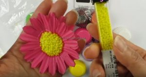 Flower Craft Making for Preschool