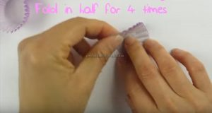 Flower Craft Making for Preschoolers