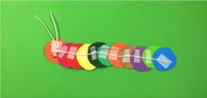 How to make a Caterpillar Kids - caterpillar craft ideas