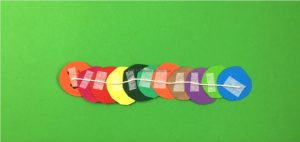 How to make a Caterpillar - simple preschool arts and crafts for Pre school